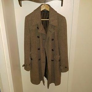 Zara wool pea coat